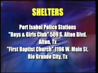 Shelters across the valley ready to help