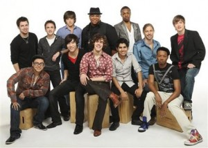 TV American Idol Men