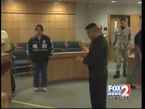 Hidalgo County Deputy suspended for DWI