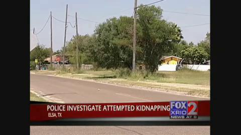 Police investigate attempted kidnapping in Elsa