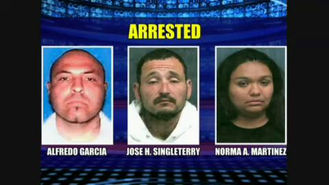 3 in Jail after allegedly kidnapping, sexually assaulting and threatening to kill