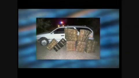 5 Million Dollar Drug Bust near Madero