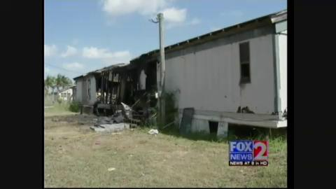 Family Struggles To Recover After Fire
