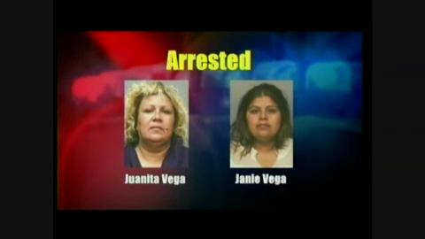 Mother and daughter arrested for possession with intent to distribute