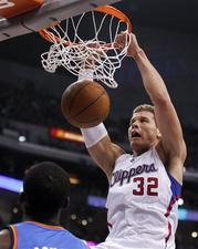 Blake Griffin, Reggie Jackson