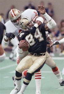 Ronnie Lott, Jim Everett