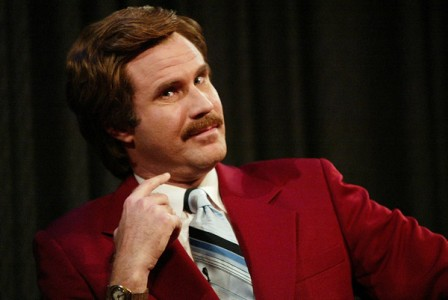 Will Ferrell announces &#039;Anchorman&#039; sequel