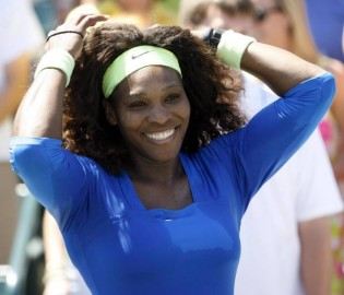 Serena looking ahead to Fed Cup and Olympics