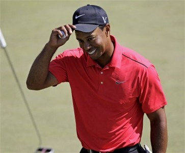 Woods to play at Quail Hollow in early May