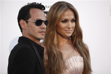 Mark Anthony, Jennifer Lopez