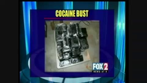 Cocaine Seized at Pharr-Reynosa International Bridge