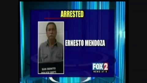 San Benito Man in Jail for Felony Child Indecency