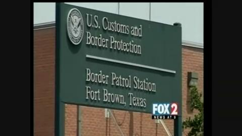 Border Patrol Agent Accused of Sexually Assaulting a Minor