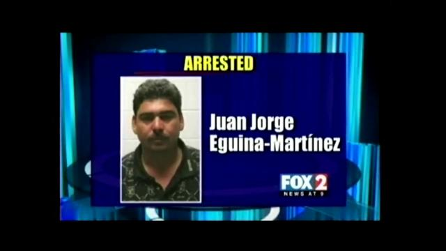 Harlingen Rape Suspect Arrested