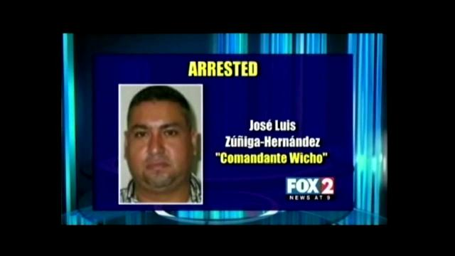 Former Gulf Cartel Leader Withdraws Plea