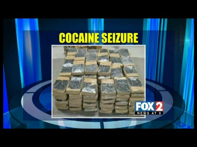 Over $12-million Worth of Cocaine Seized at Pharr Bridge
