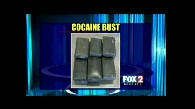 Cocaine Seized in Pharr, TX