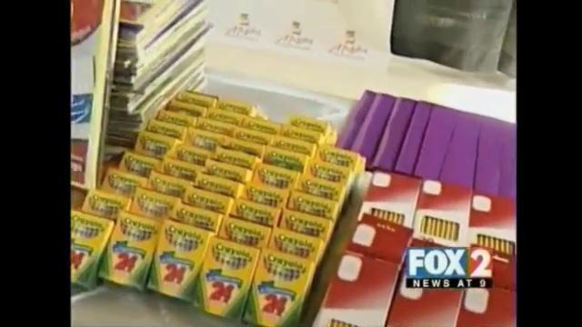 Free Back-to-School Fair in McAllen