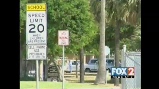 Safe Routes to School Program in Brownsville