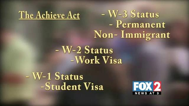 "Local Perspective on Proposed ""Achieve Act"", an Alternative to ""Dream Act"""