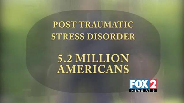 Health Matters: Post Traumatic Stress Disorder