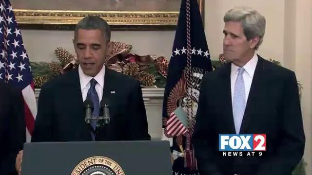 President Obama Nominates Sen. Kerry for Secretary of State