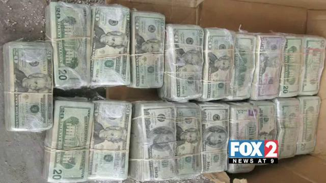 $3M Drug Bust at the Brownsville-Matamoros International Bridge