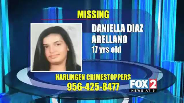 Harlingen Missing Teen