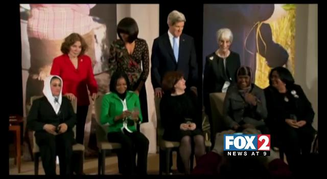 9 Women Honored For International Women&#8217;s Day