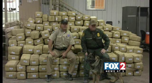 major drug bust for state game wardens nearly 4 million dollars