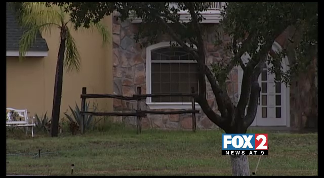 Local, Federal Authorities Raid Home
