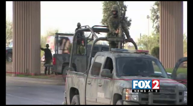 U.S. Marine Allegedly Kidnapped In Matamoros