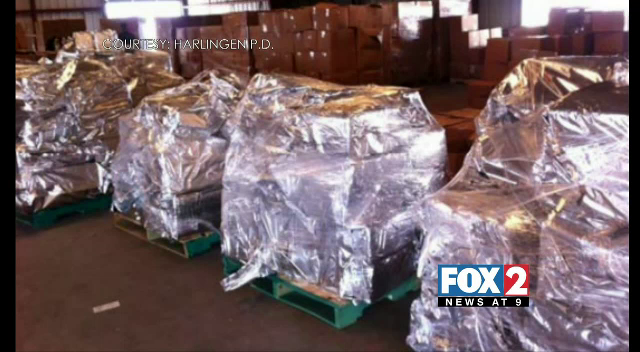 $7.5 Million Record Drug Bust