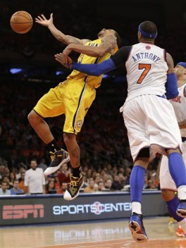 Carmelo Anthony, George Hill