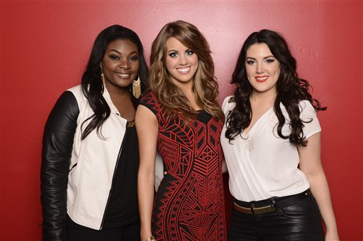 TV-American Idol Finalists