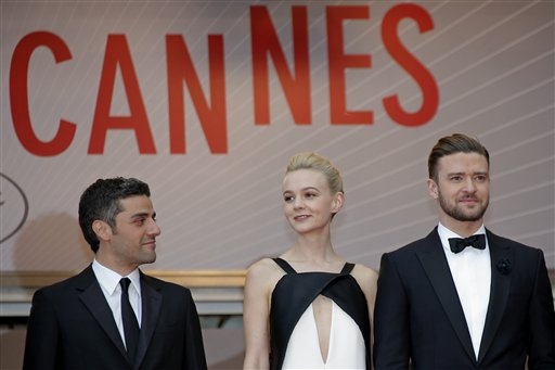 Oscar Isaac, Carey Mulligan, Justin Timberlake