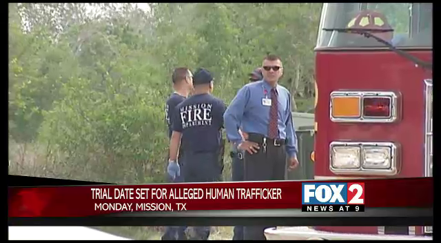 Alleged Human Smuggler Is Juvenile, Trail Date Set