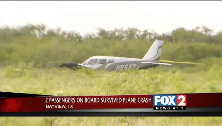 Two People Hurt After Plane Crash in Bayview