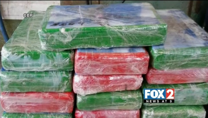 Close to $2 Million in Cocaine Seized