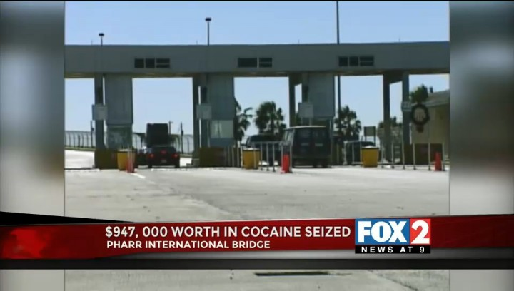 $947,000 Worth Of Cocaine Seized In Pharr