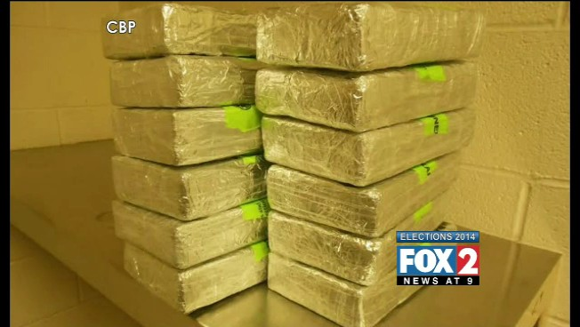 $918,400 In Cocaine Seized In Brownsville