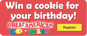 Win with Great American Cookies!