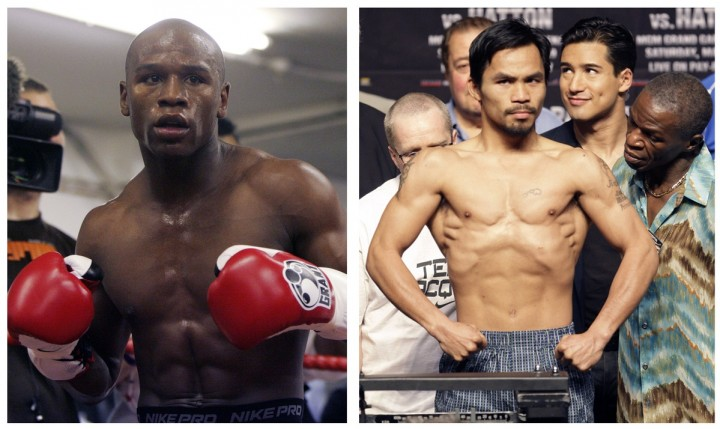 An ocean away, Pacquiao's trainer makes some noise from afar