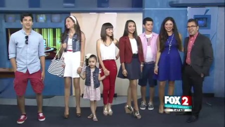 4th of July Fashion with Miriam Contreras