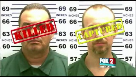 Recap: Man Hunt of Two Escapee Inmates Comes to an End and More News