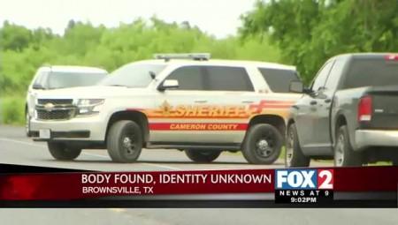 Border Patrol Agents Pull Body from Rio Grande River