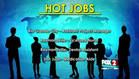 Hot Jobs With Work Force Solutions This Week