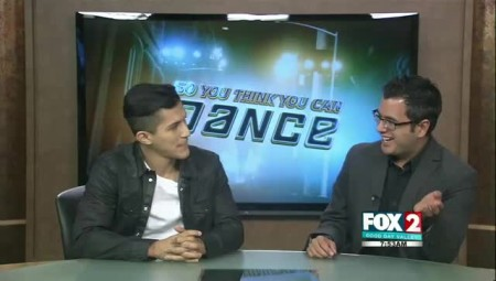 "Valley Resident at ""So You Think You Can Dance"" Call Backs in Las Vegas"