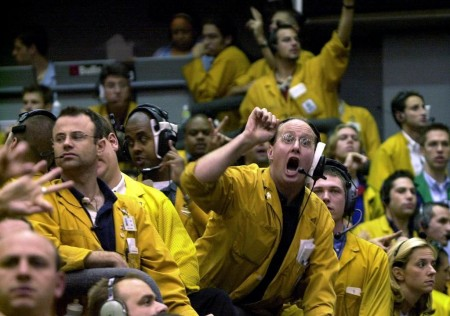 No more 'roar' as famed futures pits in Chicago and New York are expected to close for good