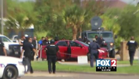 Police-Involved Standoff Ends in Arrest